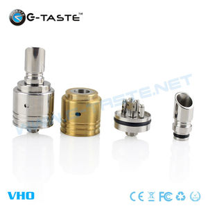 2014 New Mechanical atomizer e cig VHO RAIJIN mod Clone