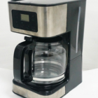 U shape filter environmental green coffee makers with LCD display 15 cups