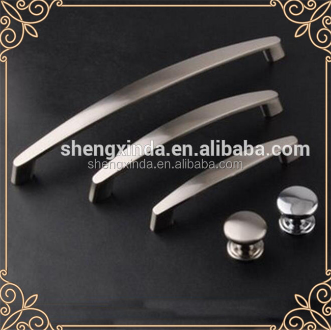 Hot cabinet hardware stainless steel furniture handle