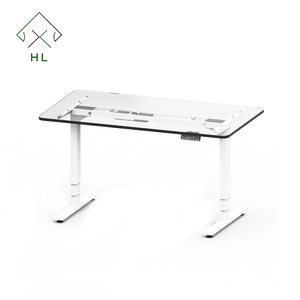 Electric Height Adjustable Table Stand Up Executive Desk