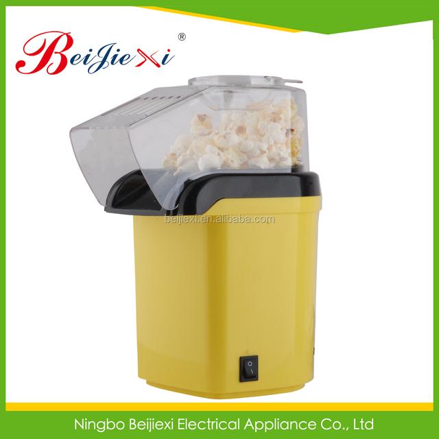 2016 Hot Sale High Quality Kitchen Appliance Of Popcorn Machine