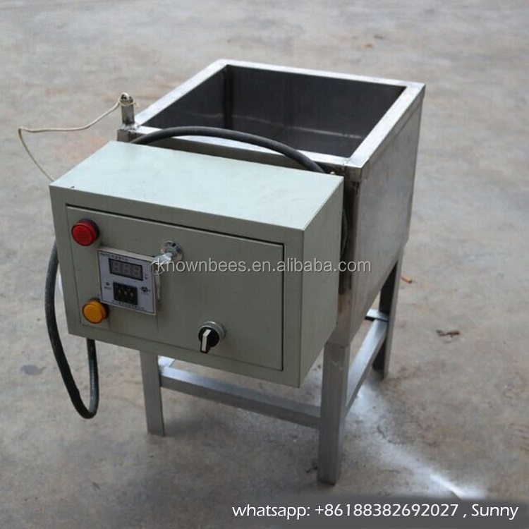 Large capacity electric wax melter / candle melting machine for sale