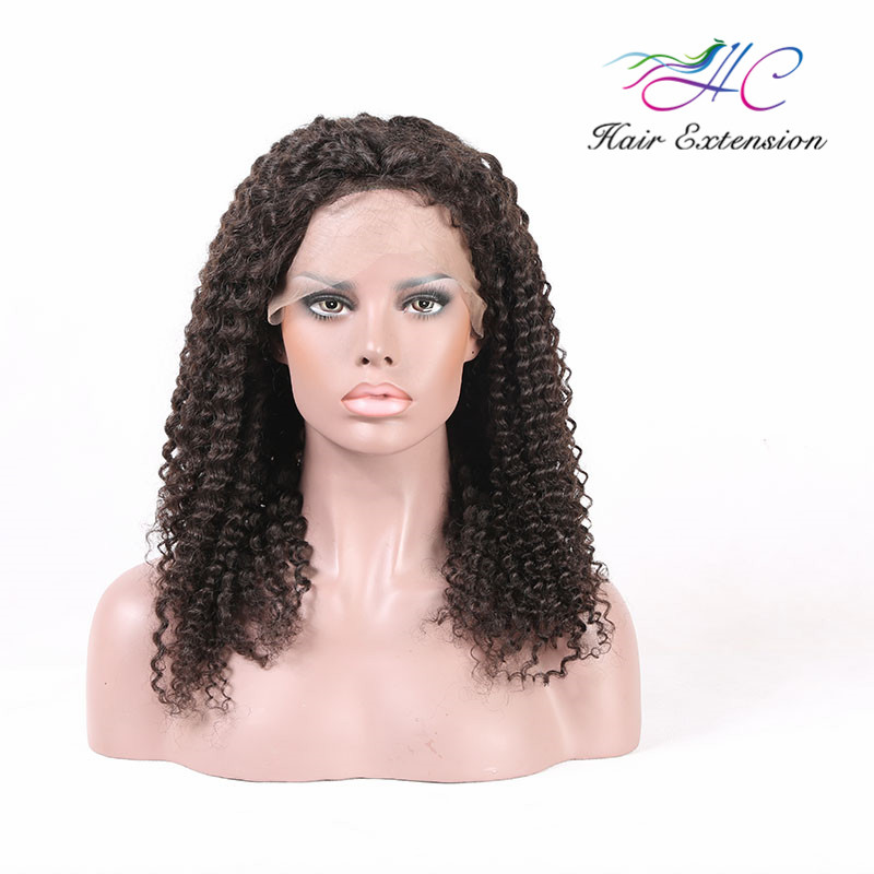 Perfect Lady Virgin European Human Hair 34 Inch Full Lace Wig In Thailand