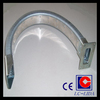 JR-2 type cable and gaspipe protection rectangle metalic hose
