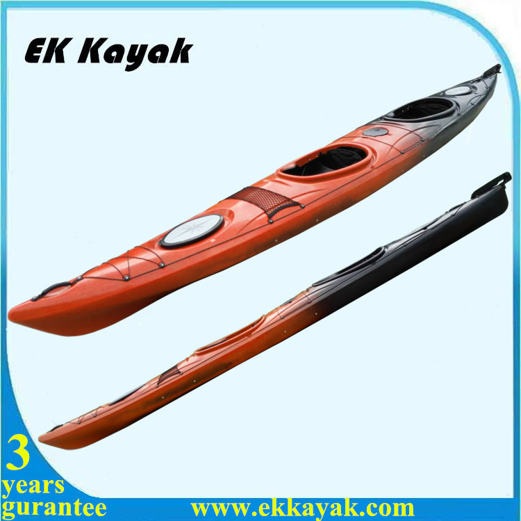 2 person touring kayak with foot pedals