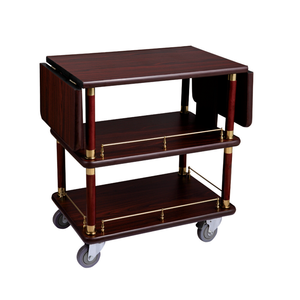 Three Layers Serving-Cart/ Food Service Trolley