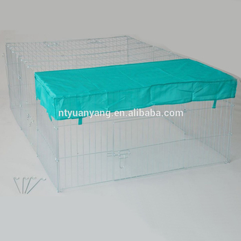 new design outdoor expandable dog fence