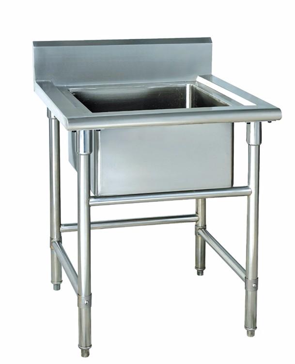 1.8 Metro Cucina Lavello In Acciaio Inoxtavolo Da Lavoro In