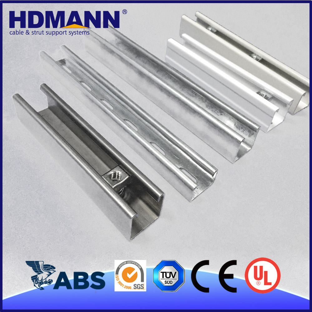Most Popular U Shaped Steel Channel Top Grade