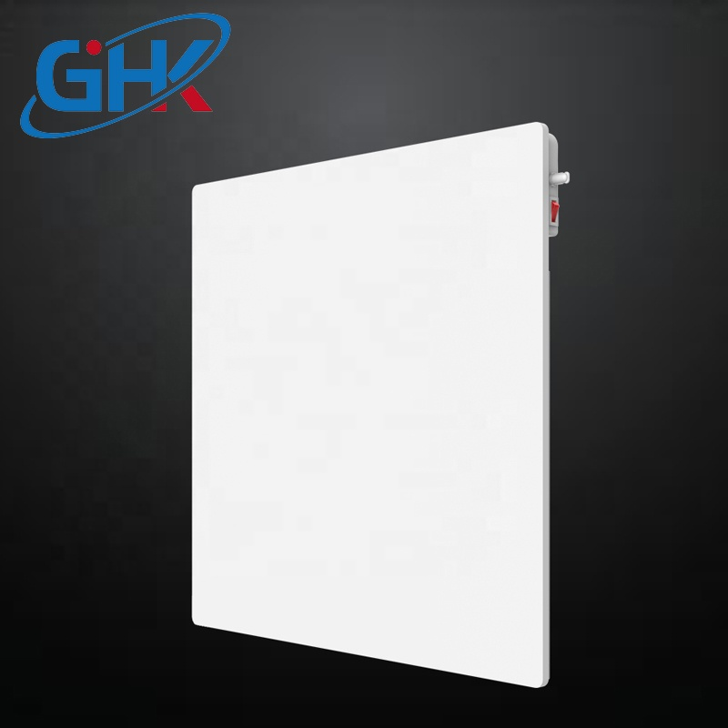 GHK Thin Wall <strong>Heater</strong> Electric Panel <strong>Heater</strong> electric Convector Infrared Panel <strong>Heater</strong> with WIFI Control