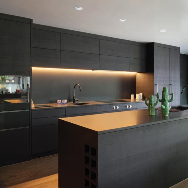 Kaka Pvc Kitchen Furniture: معدات المطبخ الإيطالي الاثيوبية أثاث مطبخ مجلس الوزراء