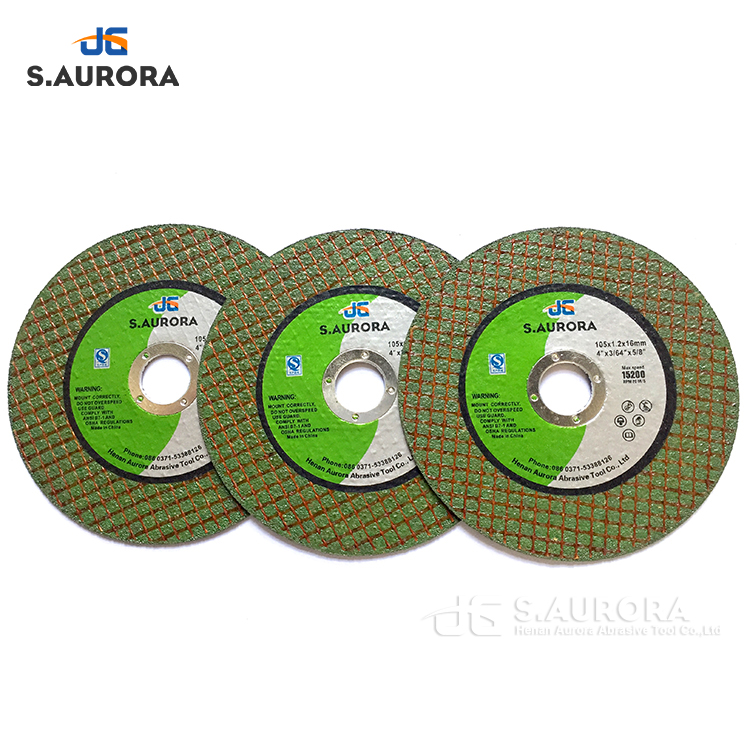 Factory supply hardware store equipment abrasive tool abrasive cutting and grinding wheels