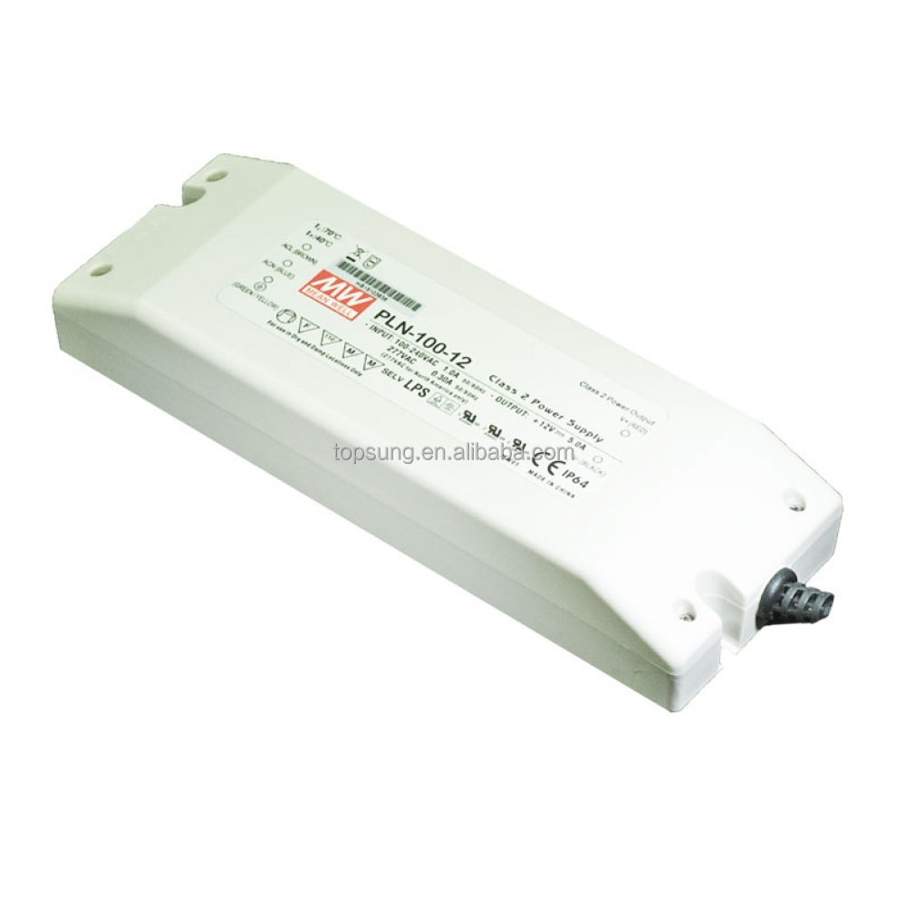 Meanwell Pln-100-12 Led Power Supply Transformers,Led Driver,Led ...