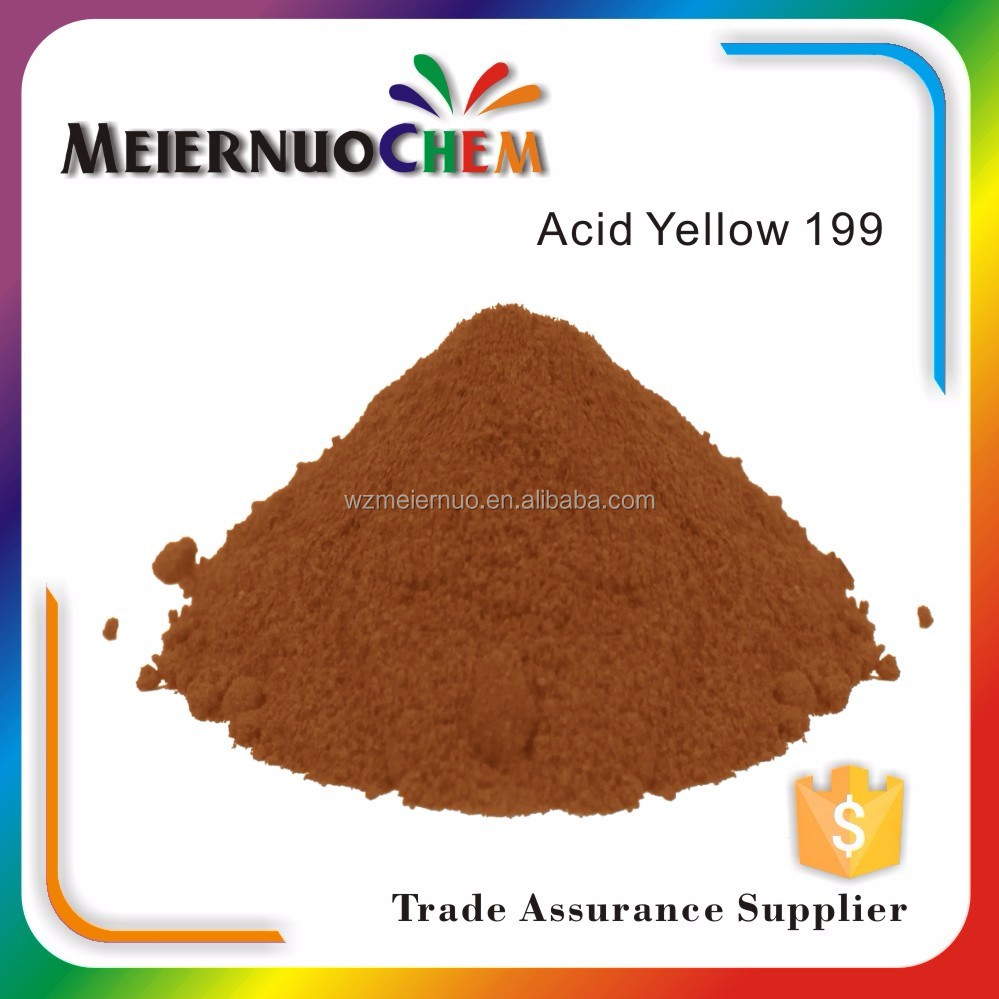 cheapest price Acid yellow 199 powder dyes