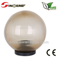 garden lighting uvioresistant acrylic Outdoor Globe Lighting