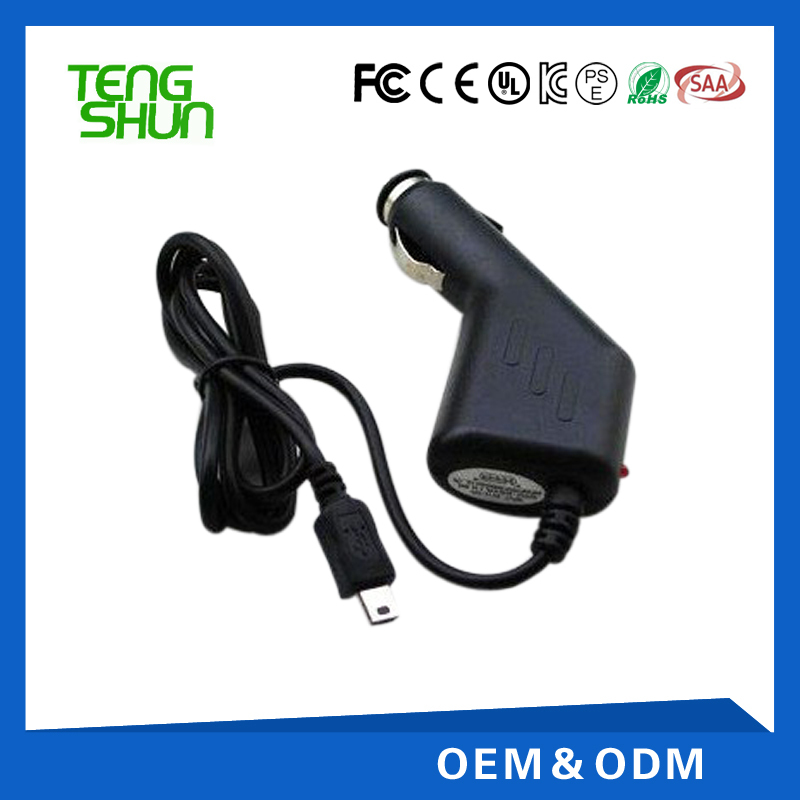 electric mini car battery charger 4.2v 8.4V 12.6v 24v 0.5A car charger