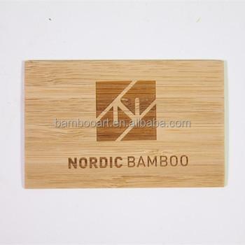 Lasergravur Einzigartige Bambus Holz Visitenkarte Buy Bambus Visitenkarte Holz Visitenkarten Laser Visitenkarten Product On Alibaba Com
