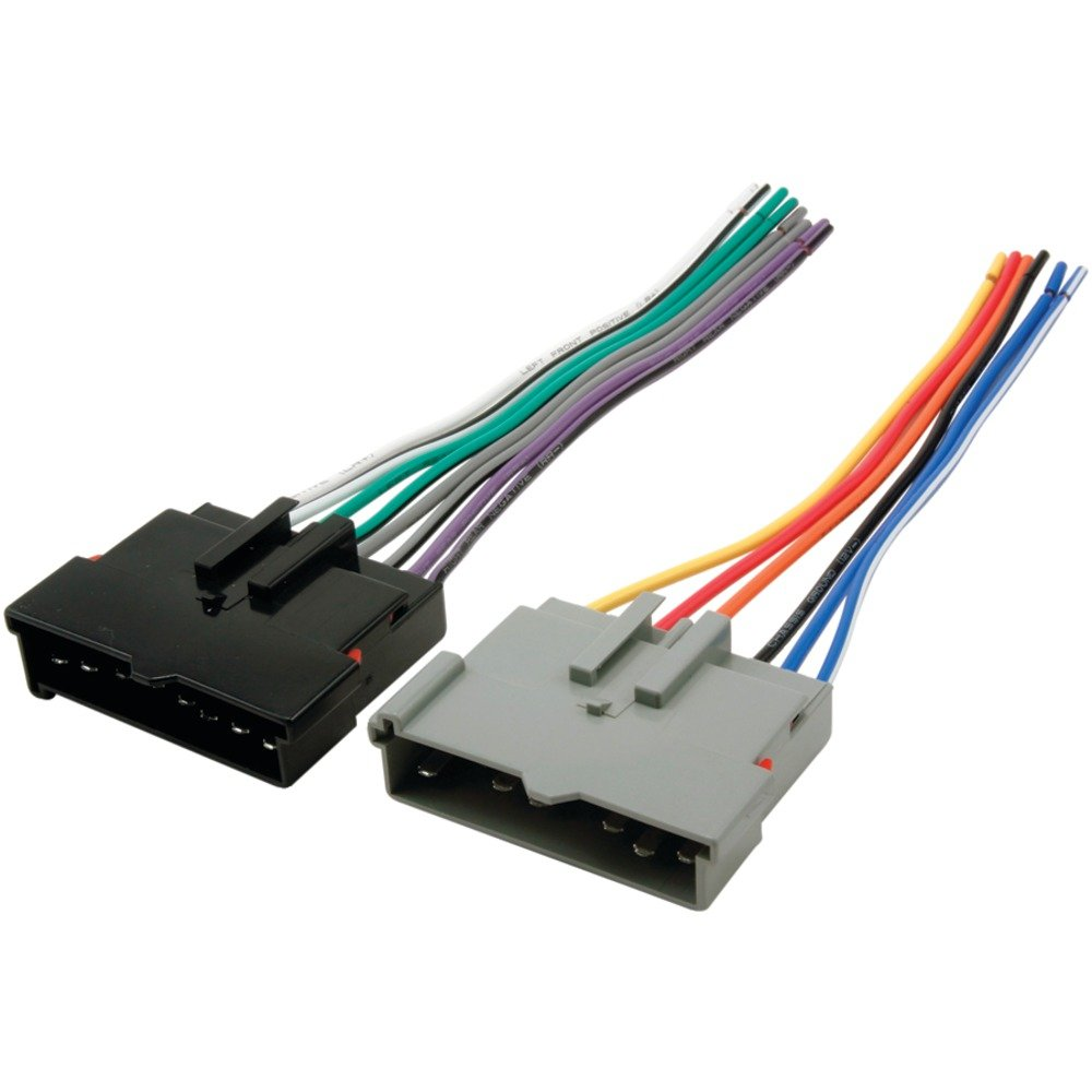 Get Quotations · SCOSCHE FD02B WIRING Harness FOR 19861997 FORD & 1991/1994  MAZDA