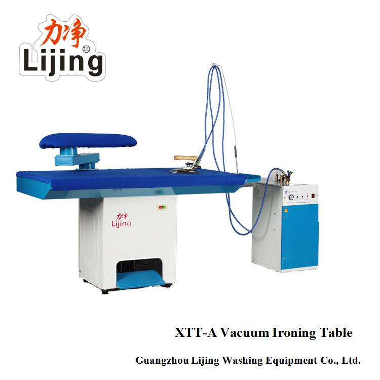 Commercial Finishing Laundry Equipment Vacuum Ironing