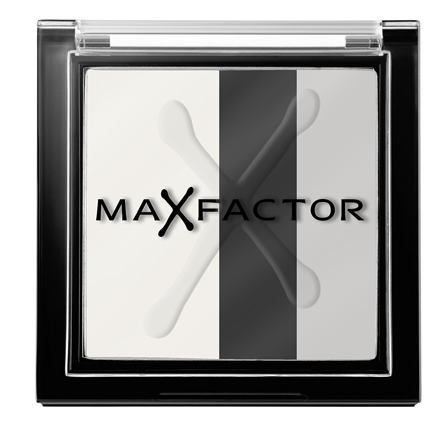 Max Factor Max Color Effect Trio Eyeshadow for Women, # 08 Precious Metals, 0.12 Ounce