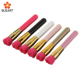 New Single Makeup Tools Brush Big Powder Blush Makeup Brush With Gray Human Hair Cosmetics Face Brushes