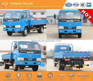 carry goods truck / transport goods truck DONGFENG brand 3tons 4tons 5tons
