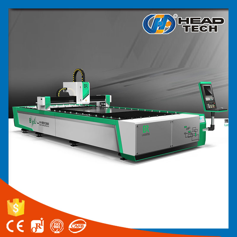 BFL-6020 500w 750w 1000w Automatic interchangeable units with bracketing fiber laser cutting machine