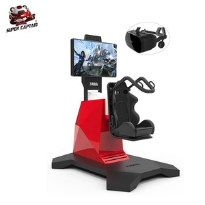 Pusher Coin Mini 5D 7D 9D Cinema Easy Operate Virtual Reality Mini Spaceships Joystick Aircraft Flight Vr Simulator