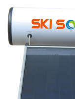 Jjr Patented Compact Pressurized Pre-heated Solar Water Heater ...