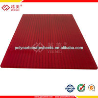 South America hot sell--6mm,8mm,10mm solar polycarbonate solid panel plastic