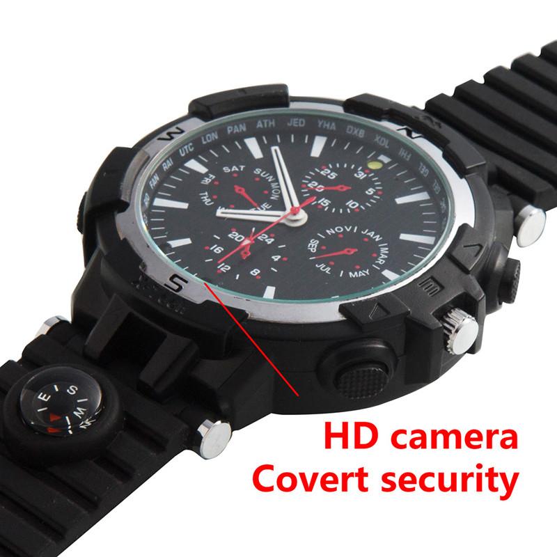 Hd 720p Wifi Smart Spy Wrist Watch Camera With Motion Detection ...