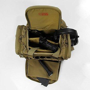 Tactical Shooting Gun Range Bag Pistol Go