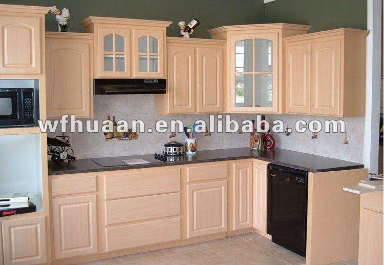 Mdf Moderno Y Gabinete De Cocina Del Pvc - Buy Product on Alibaba.com