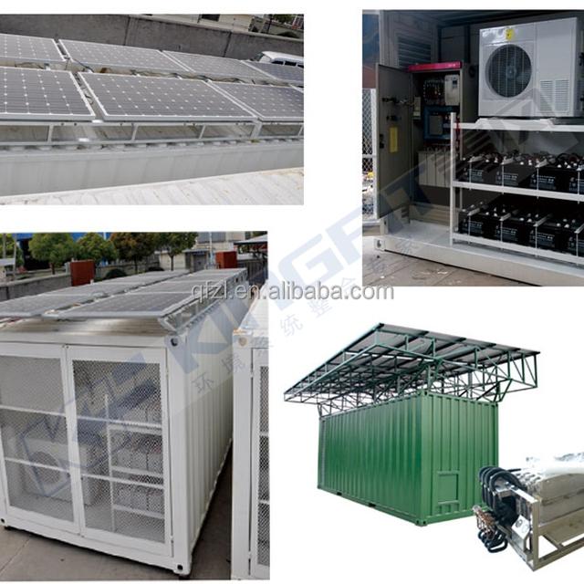 Solar Cold Room For Vegetables U0026 Fruits