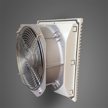 324*324mm  Industrial Factory Greenhouse Ventilation Exhaust Fan FJK6626DM
