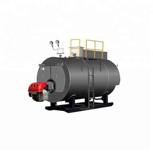 Industrial Gas Oil Fired Hot Water Boiler For Building Hospital Greenhouse Heating System