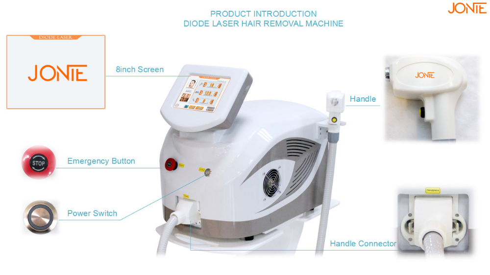 Hot sale 808 hair laser removal 808nm diode laser hair removal machine/laser diode 808nm /laser diodo 808nm