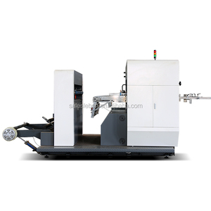 LB-920 high speed automatic used roll paper cup cutter flexo printing die cutting machine