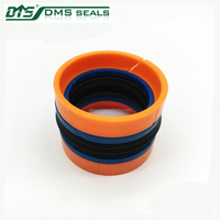 PTFE Rotary rod seals used for heavy duty presses