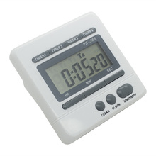 Grote LCD display kleine digitale <span class=keywords><strong>timer</strong></span> met high definition display