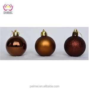 15 CM Shiny/Matte/Glitter Christmas ball, big indoor& outdoor party decoration ball, festival ornament hanging ball