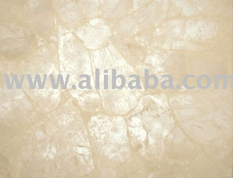 White Fairy Quartz - Semiprecious Tiles & Slabs