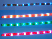 Ul listed hot sales 5050 RGB led strips for stairs lighting