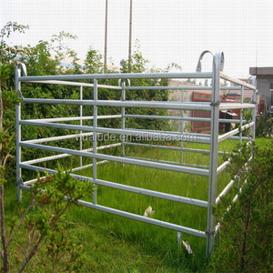 Hinge for sheep and goat catching pen gate