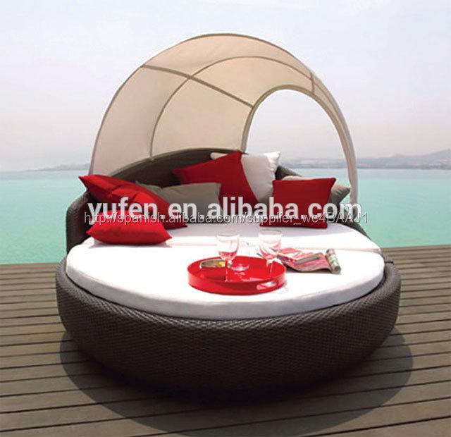 muebles jardín outlet sofá cama jardín-Sofás de Caña / Mimbre ...