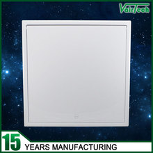 Outdoor ceiling galvanized steel access panel