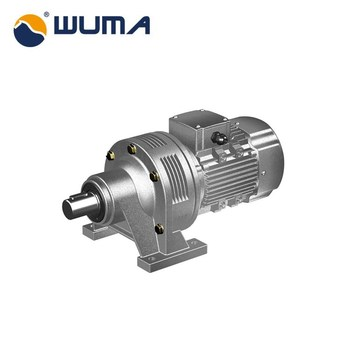 0.12~55KW Reduction cycloidal speed reducer gearbox