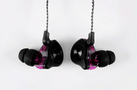 The Fragrant Zither (TFZ) Series 5S HiFi earphones In-Ear Earphones Audiophile IEM