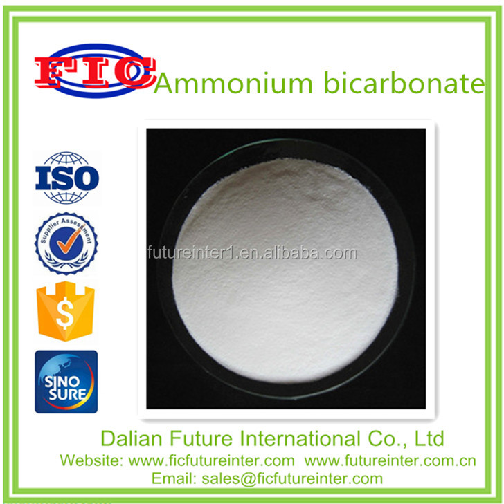 FDA ammonium bicarbonate packed in jumbo bag