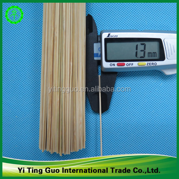 2019 factory directly supplied 100% natural material bamboo sticks for incense